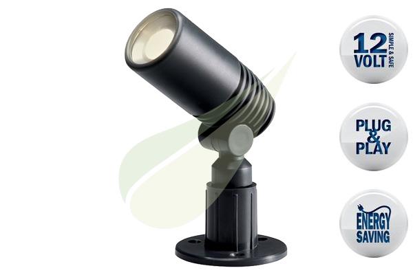 Kertbarátok Webáruház - TECHMAR Alder kerti spot lámpa