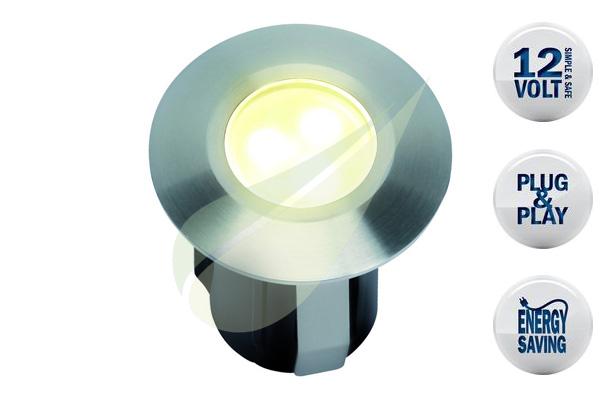 Kertbarátok Webáruház - TECHMAR Alpha beépíthető lámpa