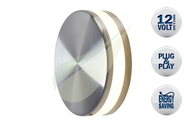 Kertbarátok Webáruház - TECHMAR Aurora fali lámpa