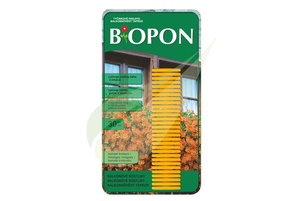 Kertbarátok Webáruház - BIOPON Balkon növény táprúd műtrágyarúd