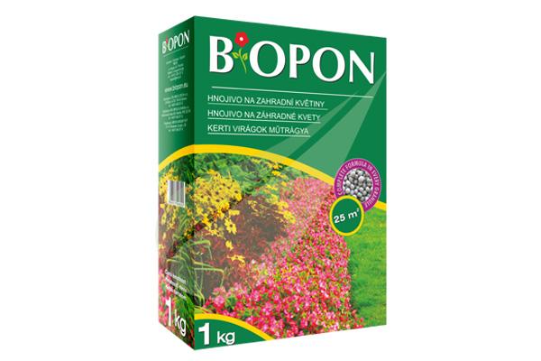 Kertbarátok Webáruház - BIOPON Kerti virágok szemcsés műtrágya