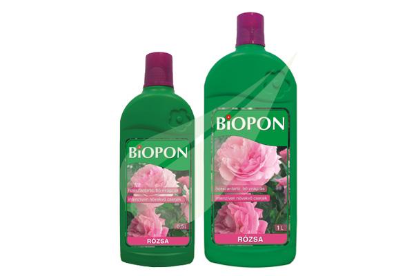 Kertbarátok Webáruház - BIOPON Rózsa folyékony műtrágya