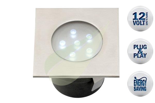 Kertbarátok Webáruház - TECHMAR Breva beépíthető lámpa