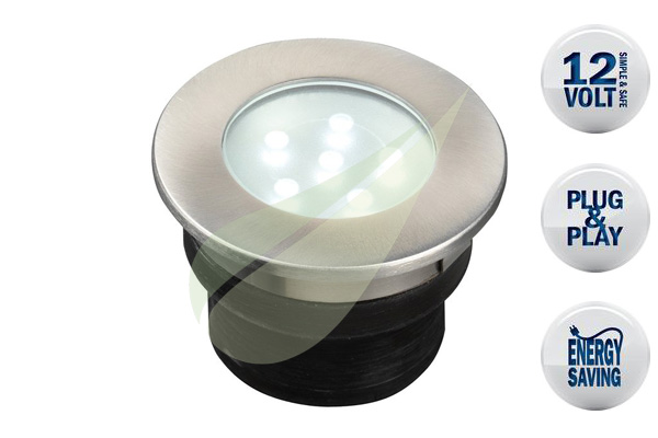 Kertbarátok Webáruház - TECHMAR Brevus beépíthető lámpa