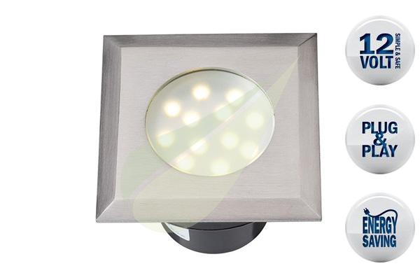 Kertbarátok Webáruház - TECHMAR Elara beépíthető lámpa