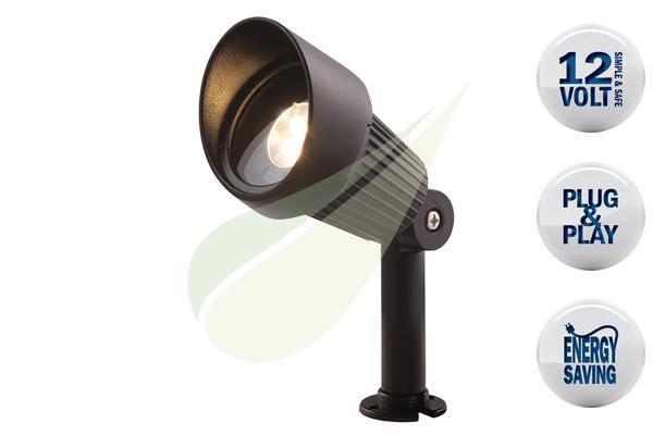 Kertbarátok Webáruház - TECHMAR Focus kerti spot lámpa