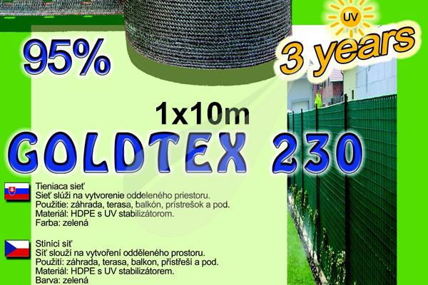 Kertbarátok Webáruház -  GoldTex 95 árnyékoló háló