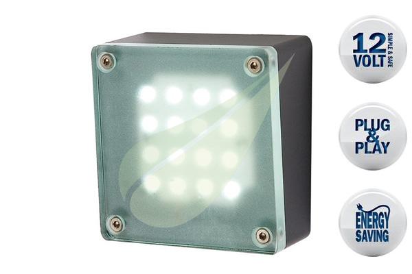 Kertbarátok Webáruház - TECHMAR Halo fali lámpa