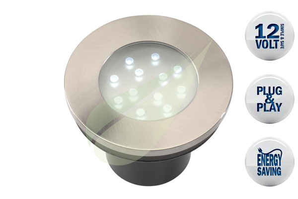 Kertbarátok Webáruház - TECHMAR Hibria beépíthető lámpa