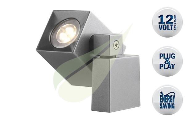 Kertbarátok Webáruház - TECHMAR Nano kerti spot lámpa