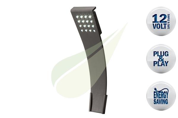 Kertbarátok Webáruház - TECHMAR Olympia fali lámpa