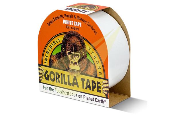 Kertbarátok Webáruház - GORILLA GLUE Gorilla Tape White ragasztószalag