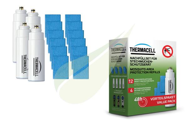 Kertbarátok Webáruház - THERMACELL Szúnyogriasztó tartozék Thermacell készülék
