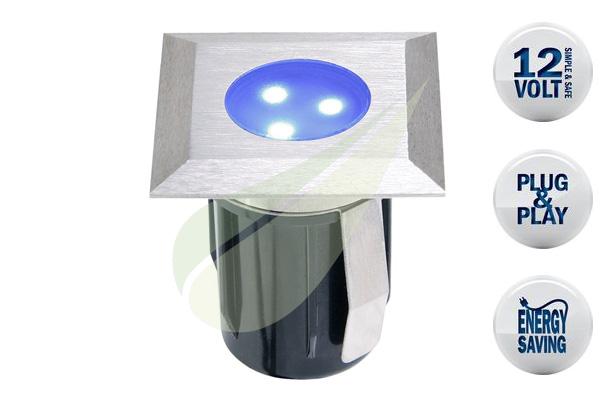 Atria Blue beépíthető lámpa beépíthető lámpa