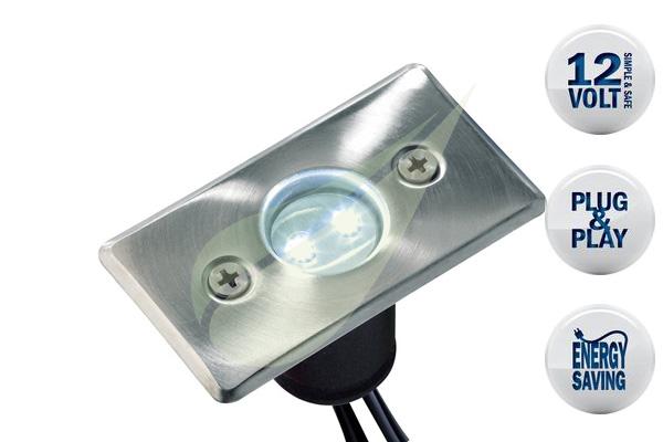 Kertbarátok Webáruház - TECHMAR Axis beépíthető lámpa