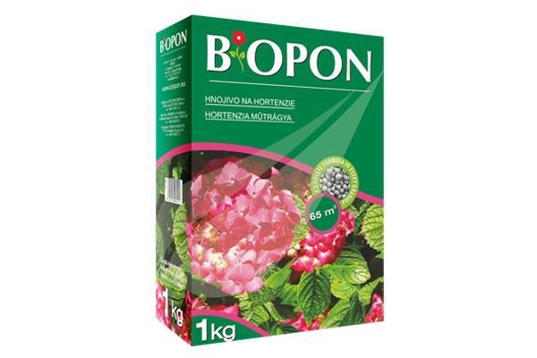 Kertbarátok Webáruház - BIOPON Hortenzia szemcsés műtrágya