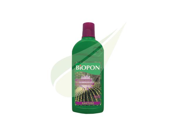 Kertbarátok Webáruház - BIOPON Kaktusz 0,5l folyékony műtrágya