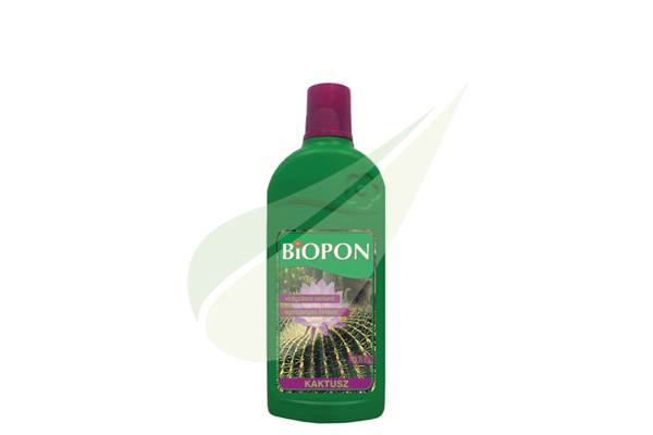 Kertbarátok Webáruház - BIOPON Kaktusz folyékony műtrágya