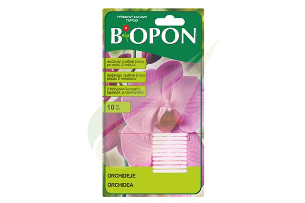Kertbarátok Webáruház - BIOPON Orchidea táprúd műtrágyarúd