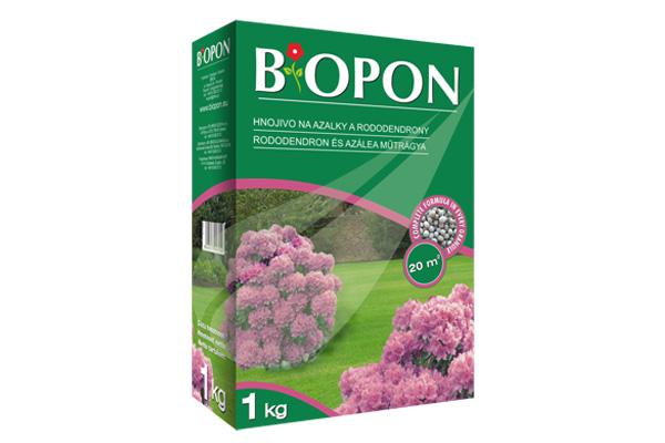 Kertbarátok Webáruház - BIOPON Rododendron és azálea szemcsés műtrágya