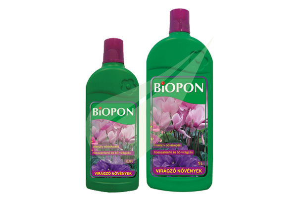 Kertbarátok Webáruház - BIOPON Virágzó növények folyékony műtrágya 1