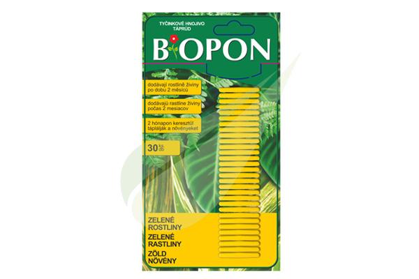 Kertbarátok Webáruház - BIOPON Zöld növény táprúd műtrágyarúd 1