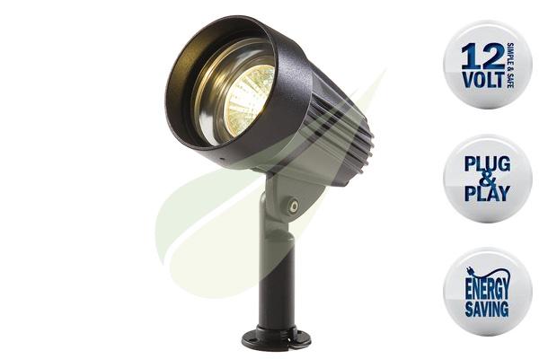 Kertbarátok Webáruház - TECHMAR Corvus kerti spot lámpa 1