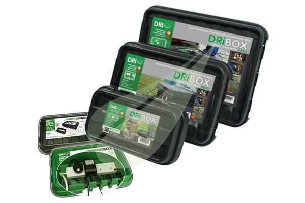 Kertbarátok Webáruház - DRIBOX Dribox kültéri csatlakozó doboz 1