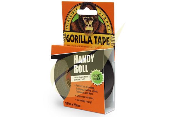 Kertbarátok Webáruház - GORILLA GLUE Handy Roll 9x25 ragasztószalag