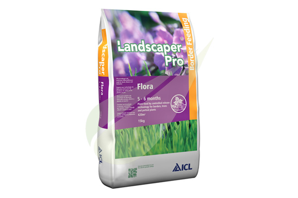 Kertbarátok Webáruház - ICL EVERRIS Landscaper Pro Flora szemcsés műtrágya
