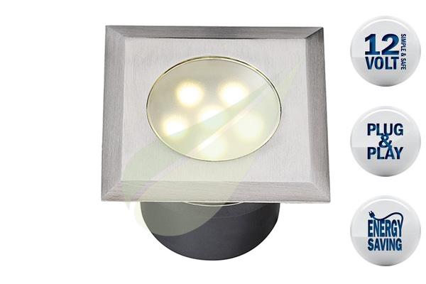 Kertbarátok Webáruház - TECHMAR Leda beépíthető lámpa