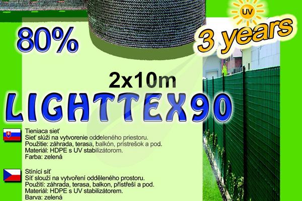 Kertbarátok Webáruház -  LightTex árnyékoló háló 2x10m árnyékoló háló