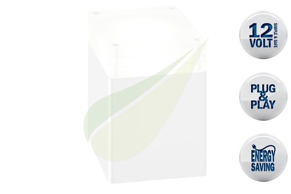 Kertbarátok Webáruház - TECHMAR Lilium álló kerti lámpa