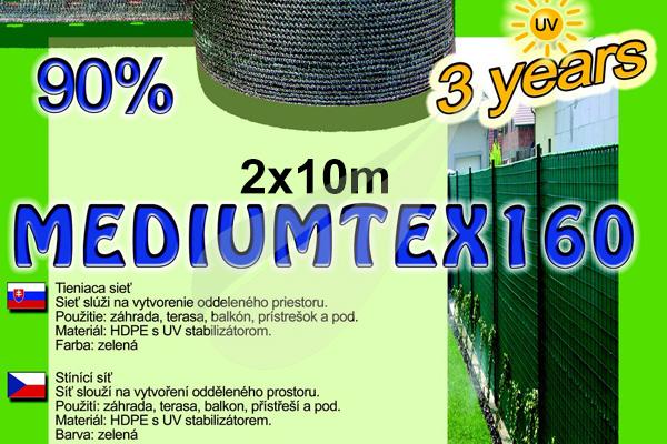 Kertbarátok Webáruház -  MediumTex árnyékoló háló 2x10m árnyékoló háló
