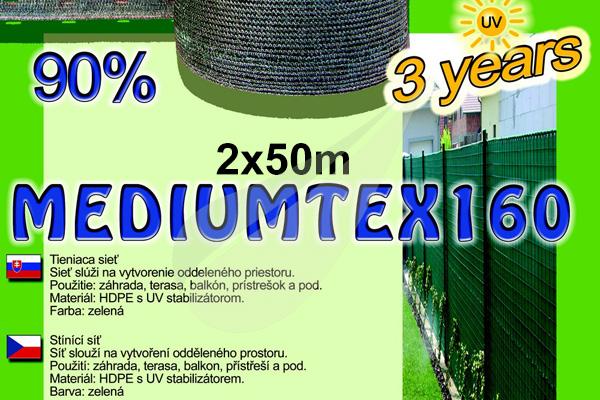 Kertbarátok Webáruház -  MediumTex árnyékoló háló 2x50m árnyékoló háló