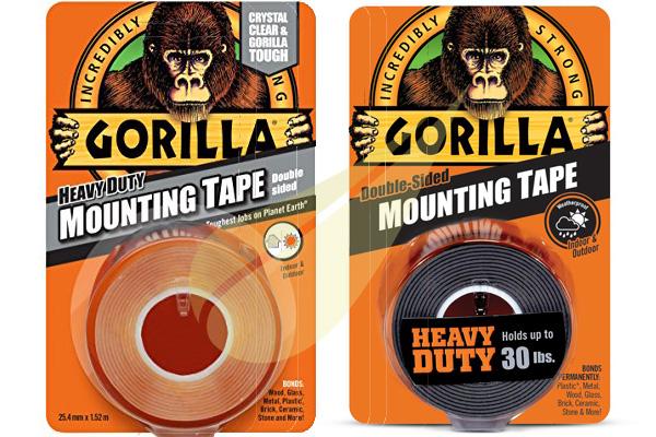 Kertbarátok Webáruház - GORILLA GLUE Mounting  Tape kétoldalas ragasztószalag