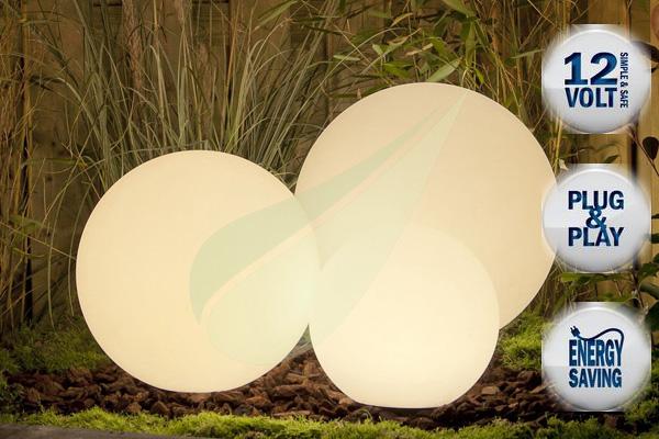 Kertbarátok Webáruház - TECHMAR Round dekoratív RGB világítás