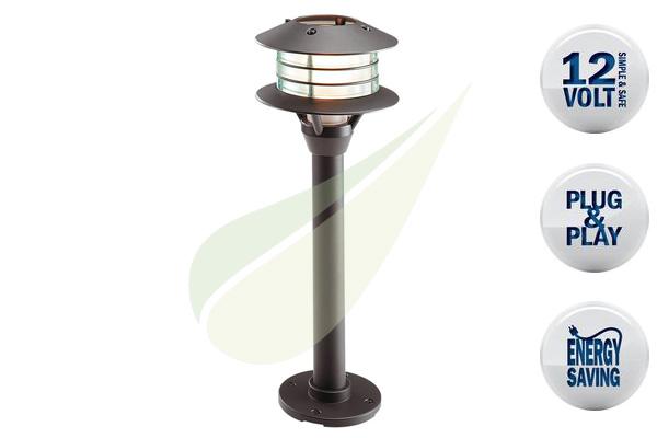 Kertbarátok Webáruház - TECHMAR Rumex álló kerti lámpa