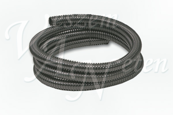 Kertbarátok Webáruház - UBBINK Spirálcső fekete 32mm spirál tömlő