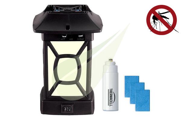 Kertbarátok Webáruház - THERMACELL Cambridge szúnyogriasztó lámpa MR-9W Thermacell készülék