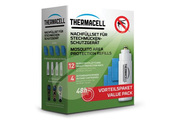 48 órás utántöltő Thermacell készülék