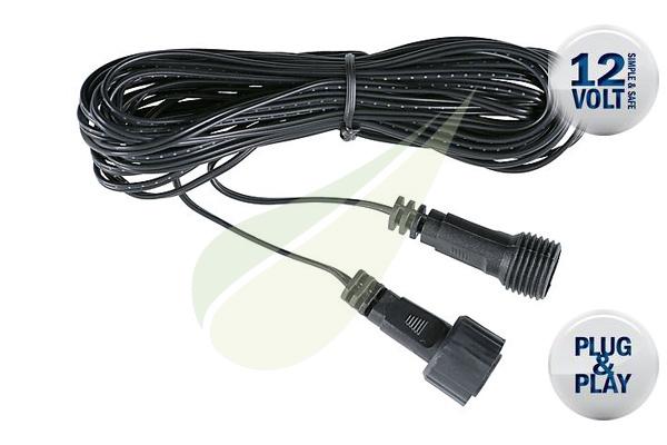 Kertbarátok Webáruház - TECHMAR GL SPT-1W 6m hosszabbitó 12V vezeték