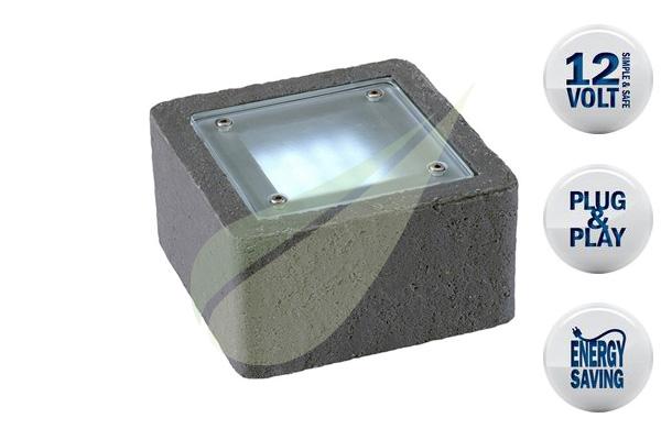 Kertbarátok Webáruház - TECHMAR Xerus beépíthető kerti lámpa 1